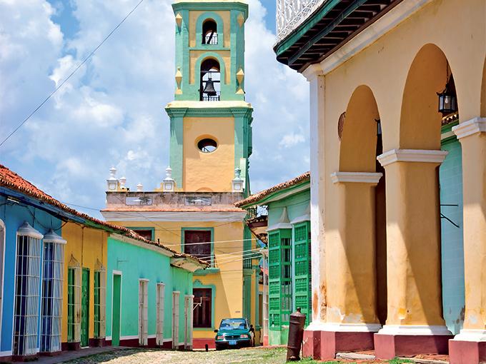 Image Amerique Latine Caraibes Cuba Trinidad