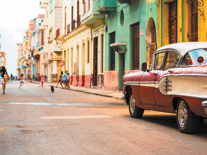 Image Amerique Latine Caraibes Cuba la Havane