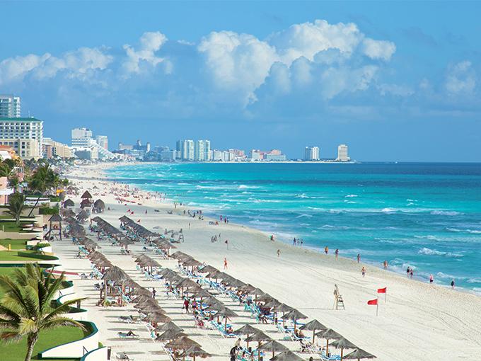 Image Amerique Latine Mexique Cancun