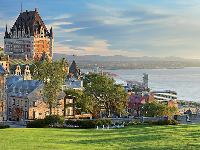Image Amerique du Nord Etats Unis Canada Quebec