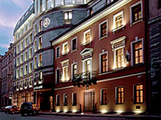 Image Europe Russie Saint Petersbourg hotel Ambassador