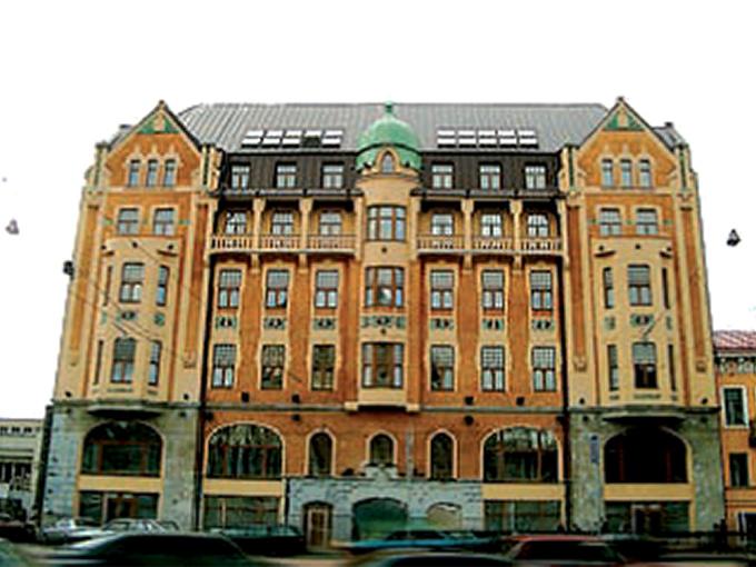 Image Europe Russie Saint Petersbourg hotel Dostoevsky