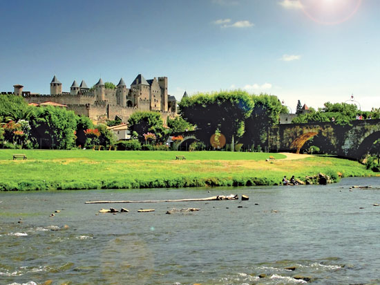 Image carcassonne p