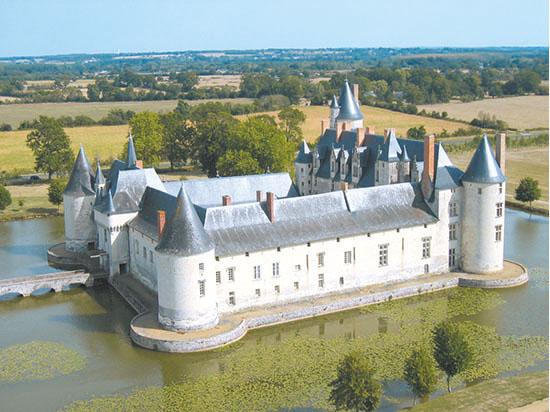 Image chateau du plessis bourre p