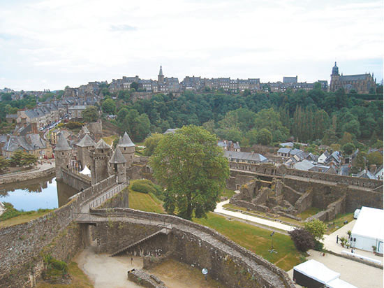 Image chateau fougeres p