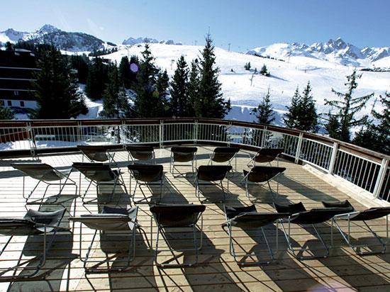 France - Alpes - Courchevel - Village Club Miléade Courchevel 1650