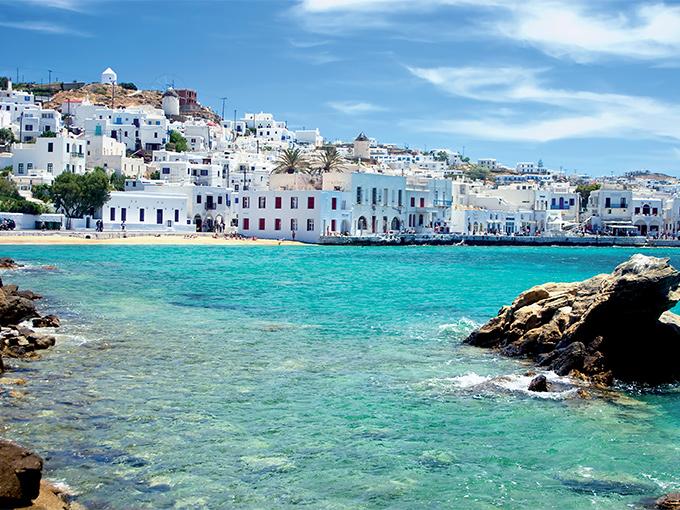 Image europe grece mykonos