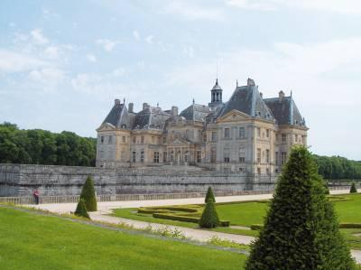 Image scolaire  vue.des.jardins.du.chateau.de.vaux.le.vicomte