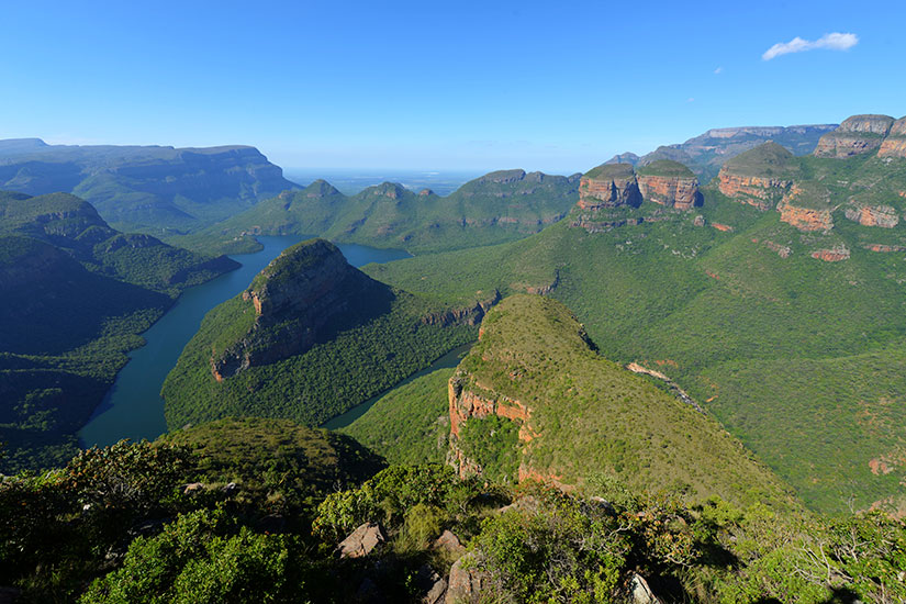 image Afrique Sud Mpumalanga Blyde River Canyon  it
