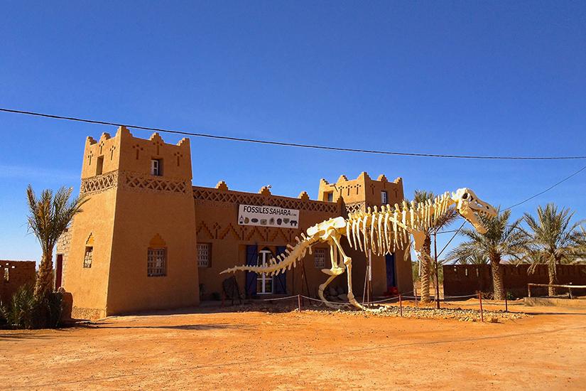 image Afrique du Nord Maroc Erfoud