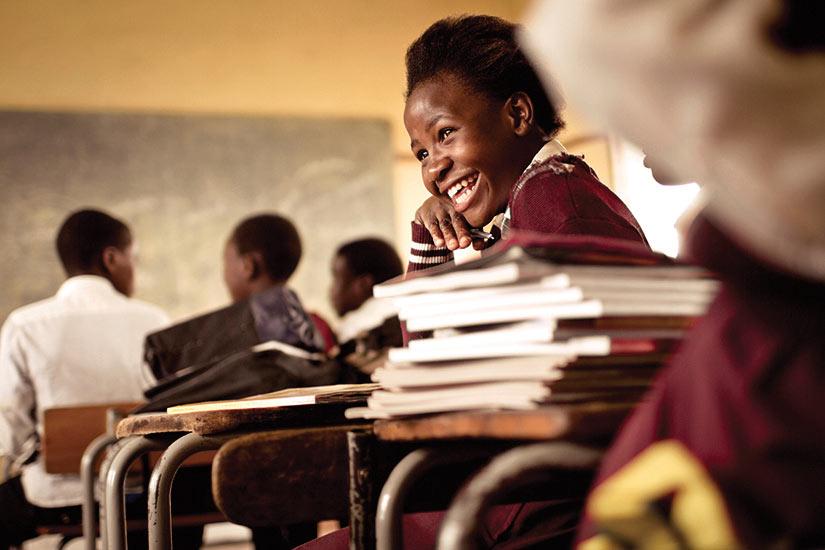 image Afrique du Sud Ecole  it