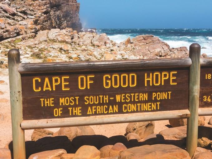 image Afrique du sud cap bonne esperance