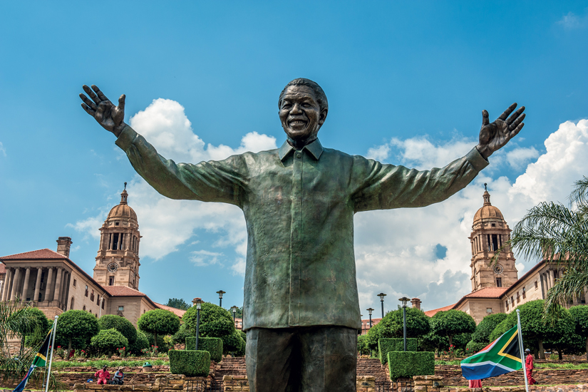 image Afrique du sud pretoria statue nelson mandela 95 fo_62679771