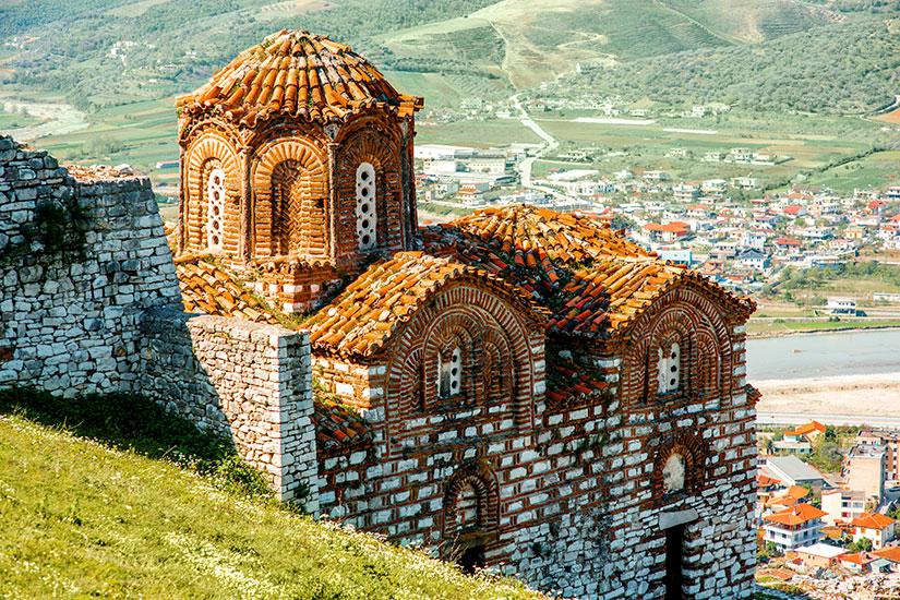 image Albanie Berat  it