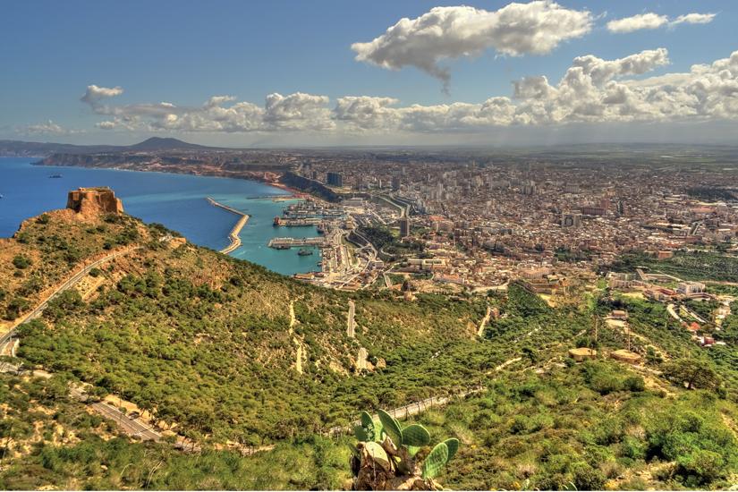 image Algerie oran panorama paysage urbain 23 fo_159086225