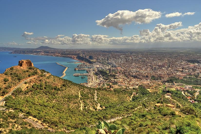 image Algerie oran vue panoramique  fo