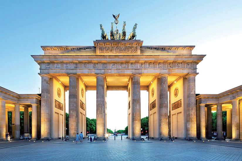image Allemagne Berlin Porte Brandebourg  it