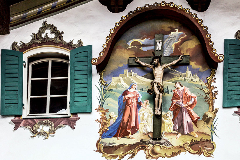 image Allemagne Oberammergau 05 fo_99613821