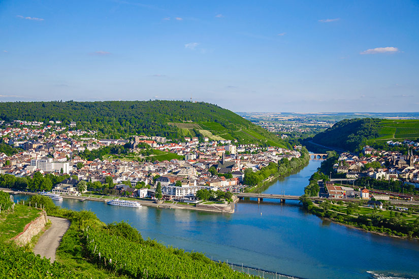 image Allemagne Rhenanie Palatinat Rhein Rhin  it