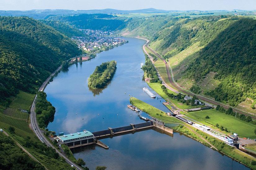 image Allemagne Valle de Moselle  it