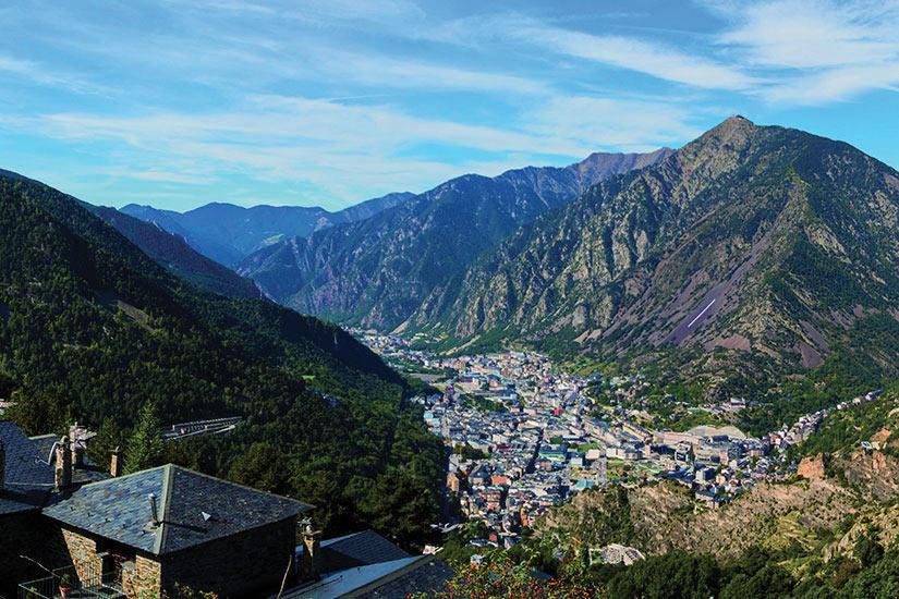 image Andorre Panorama  fo