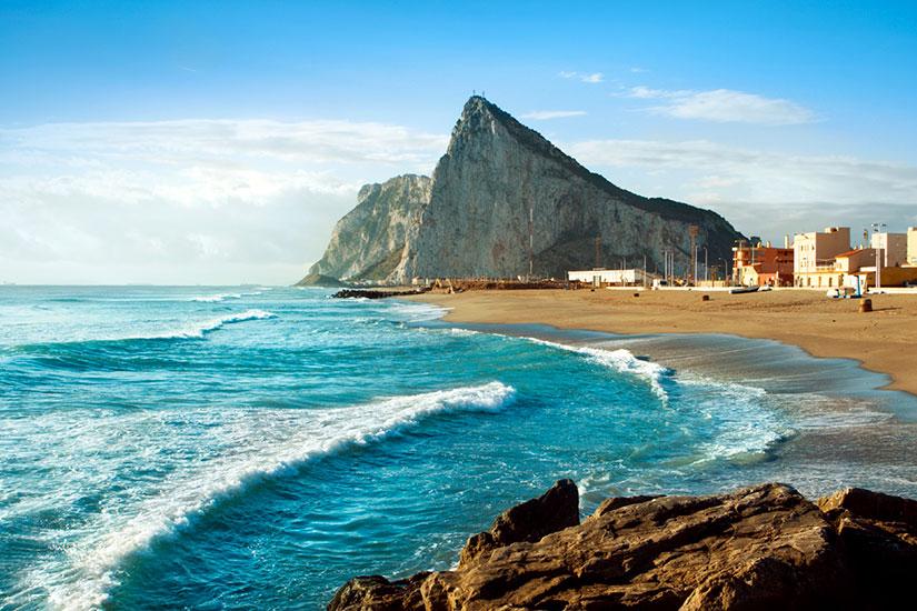 image Angleterre Gibraltar mer  it