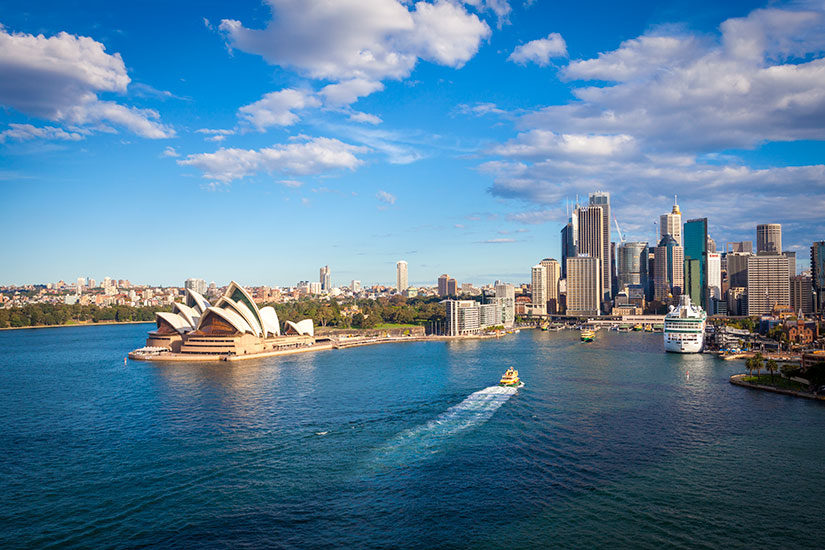 image Australie Sydney Port  it