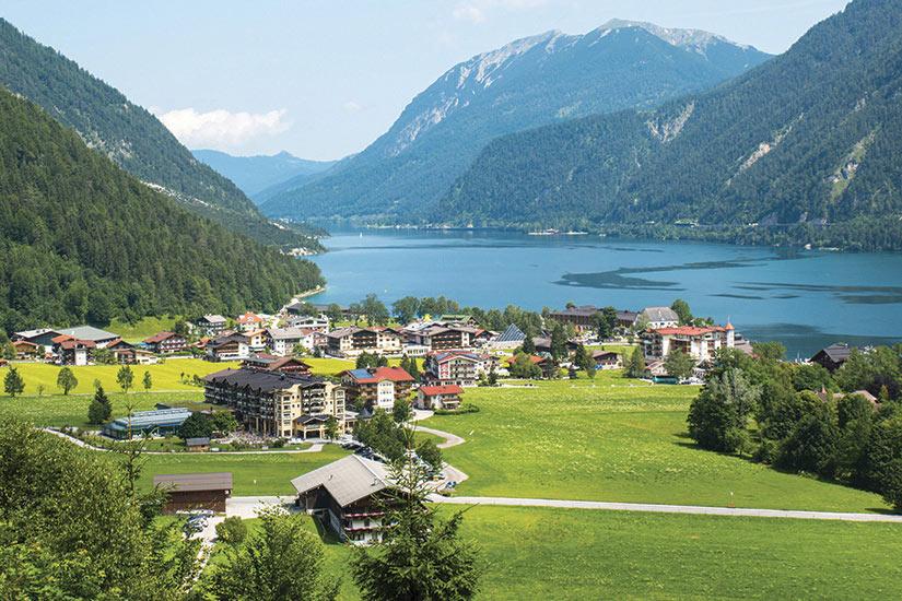 image Autriche Lac Achensee  it