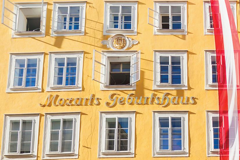 image Autriche Salzbourg Lieu naissance Mozart is_1047761888