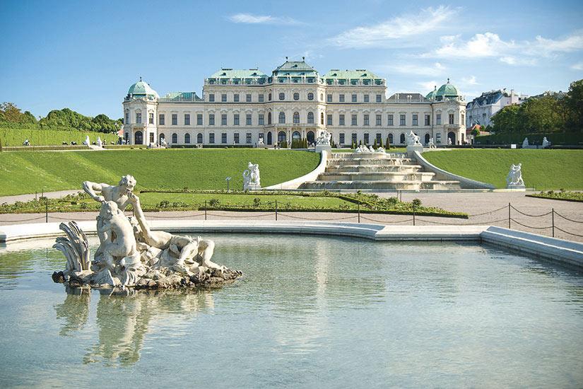 image Autriche Vienne Chateau  it