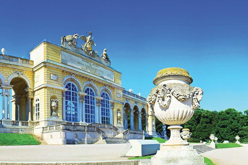 image Autriche Vienne De la Gloriette de Vienne  it