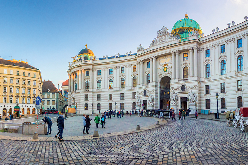 image Autriche Vienne Palais de la Hofbourg as_194324639