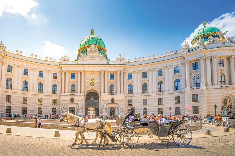 image Autriche Vienne Palais de la Hofbourg as_77699381