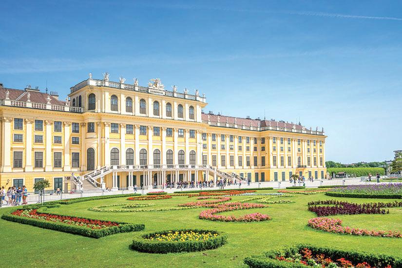 image Autriche Vienne Schonbrunn Palais  fo