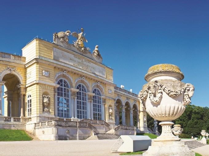 image Autriche vienne chateau de schonbrunn
