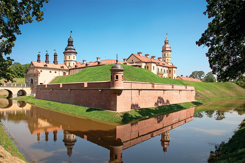 image Bielorussie Nesvizh chateau medieval 59 as_50500360