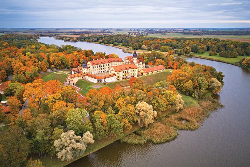 image Bielorussie Nesvizh chateau medieval 77 as_295546306
