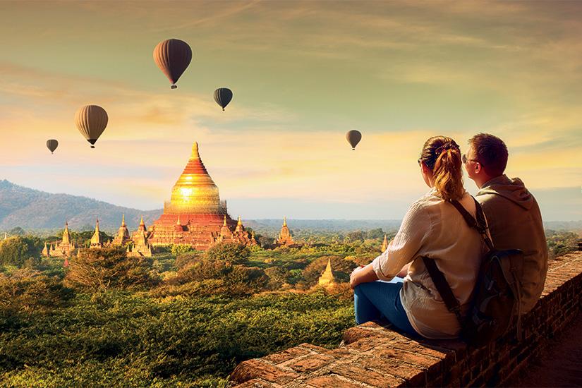 image Birmanie Myanmar Bagan Montogolfieres 22 as_246149326