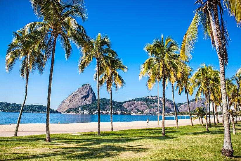 image Bresil Rio de Janeiro Botafogo plage  fo