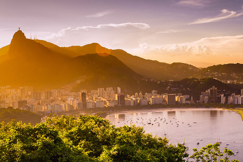 image Bresil Rio de Janeiro panorama  it