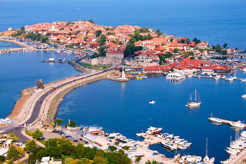 image Bulgarie Nessebar mer noire  it