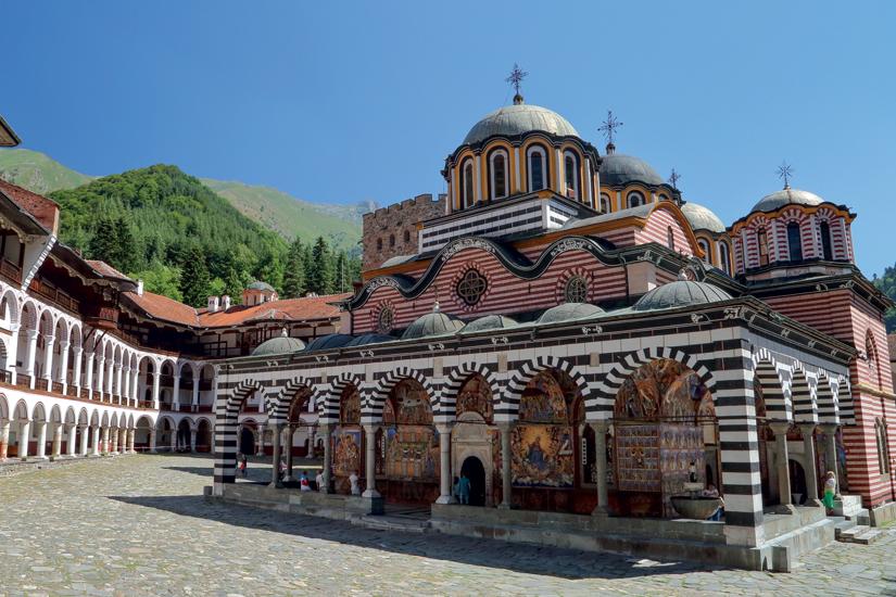 image Bulgarie monastere de rila75 fo_103086454