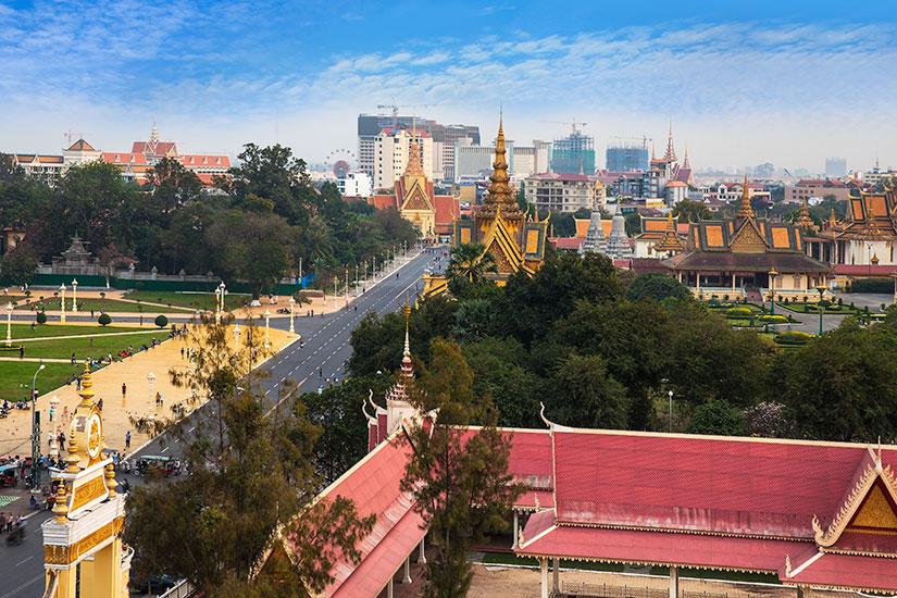 image Cambodge Phnom Penh Urbain ville  it