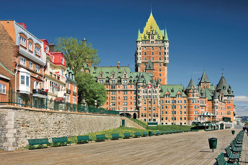 image Canada Quebec Frontenac  it