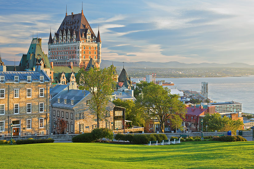 image Canada Quebec panorama  it