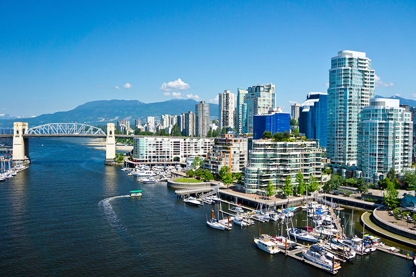 image Canada Vancouver Horizon urbain  it