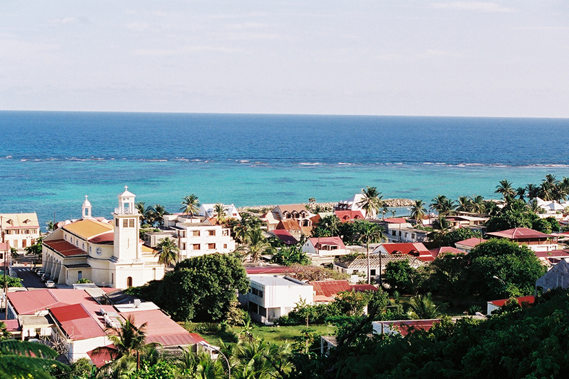 image Caraibes Antilles Marie Galante
