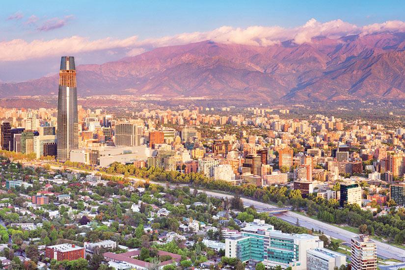 image Chili Santiago panoramique  it