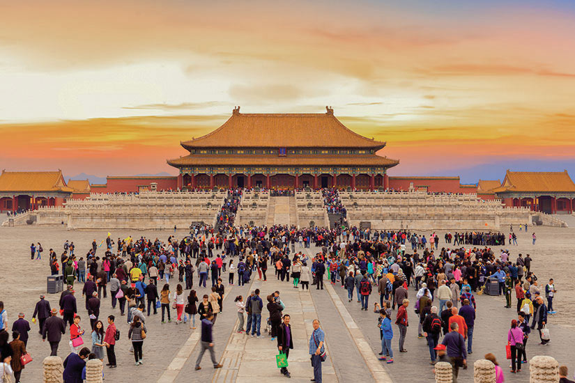 image Chine Beijing Cite interdite  fo