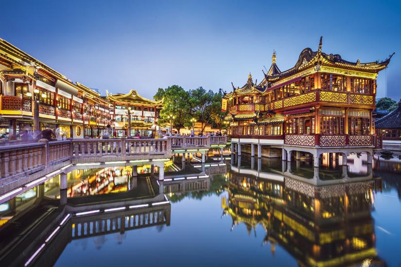 image Chine shanghai jardins yuyuan 31 as_67929581
